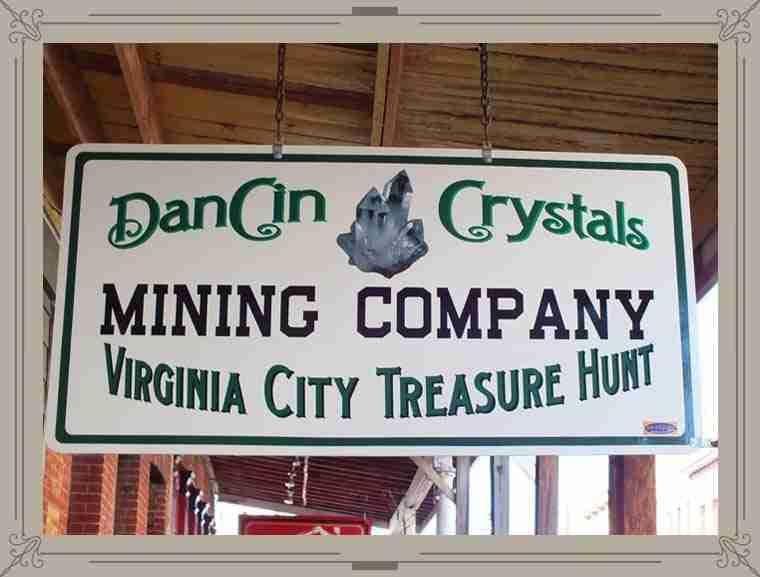 Mines & Mining History - Virginia City