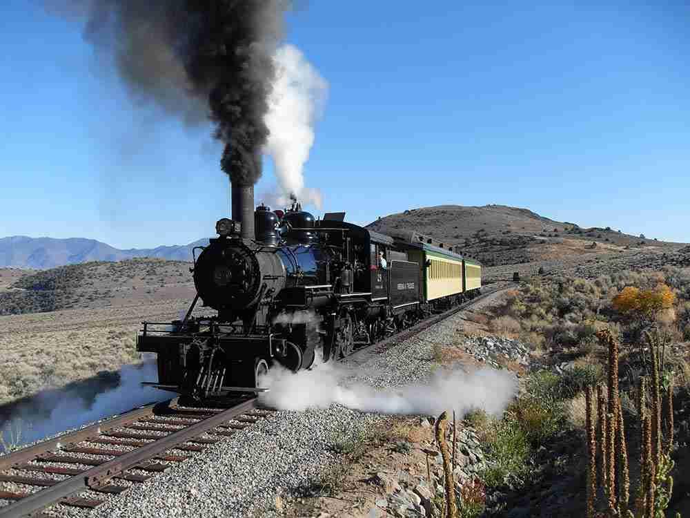 vt-steam-engine-train