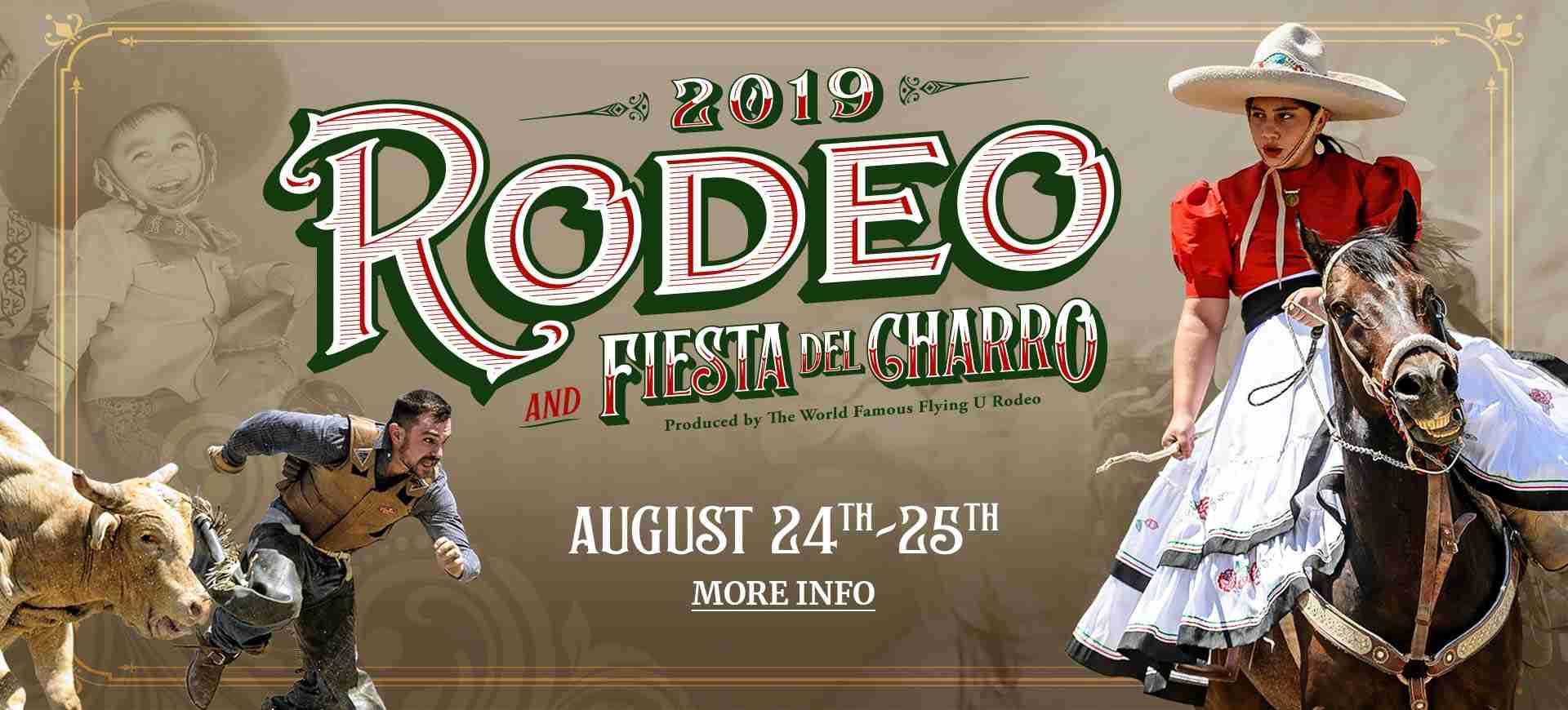Virginia City Rodeo and Fiesta del Charro