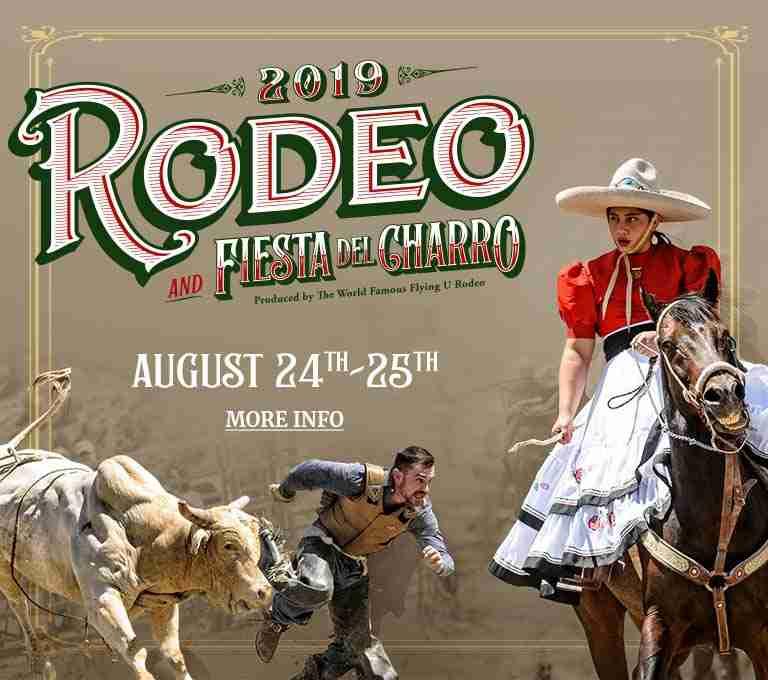 Virginia City Rodeo and Fiesta del Charro T
