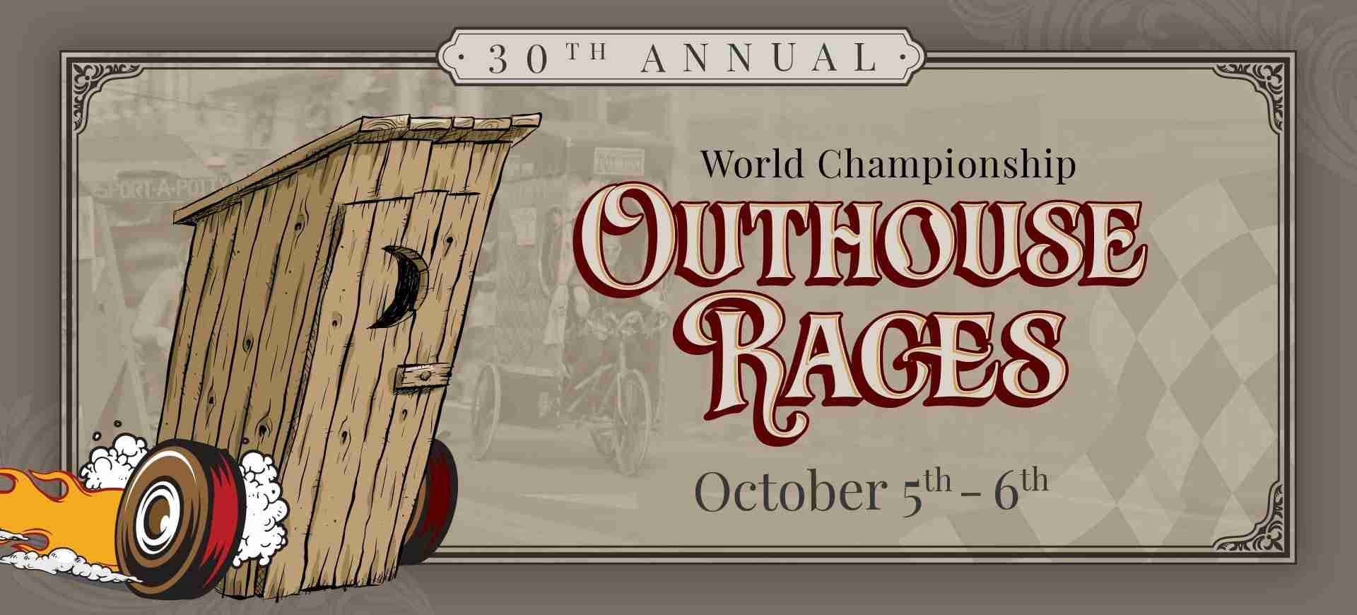 World Championship Outhouse Races