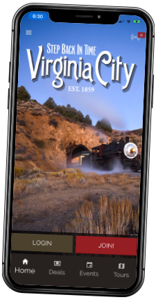 Virginia City Mobile App