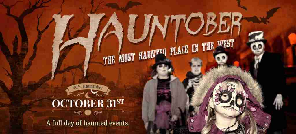 Virginia City Hauntober 2020