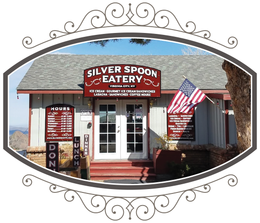 Silver Spoon Eatery