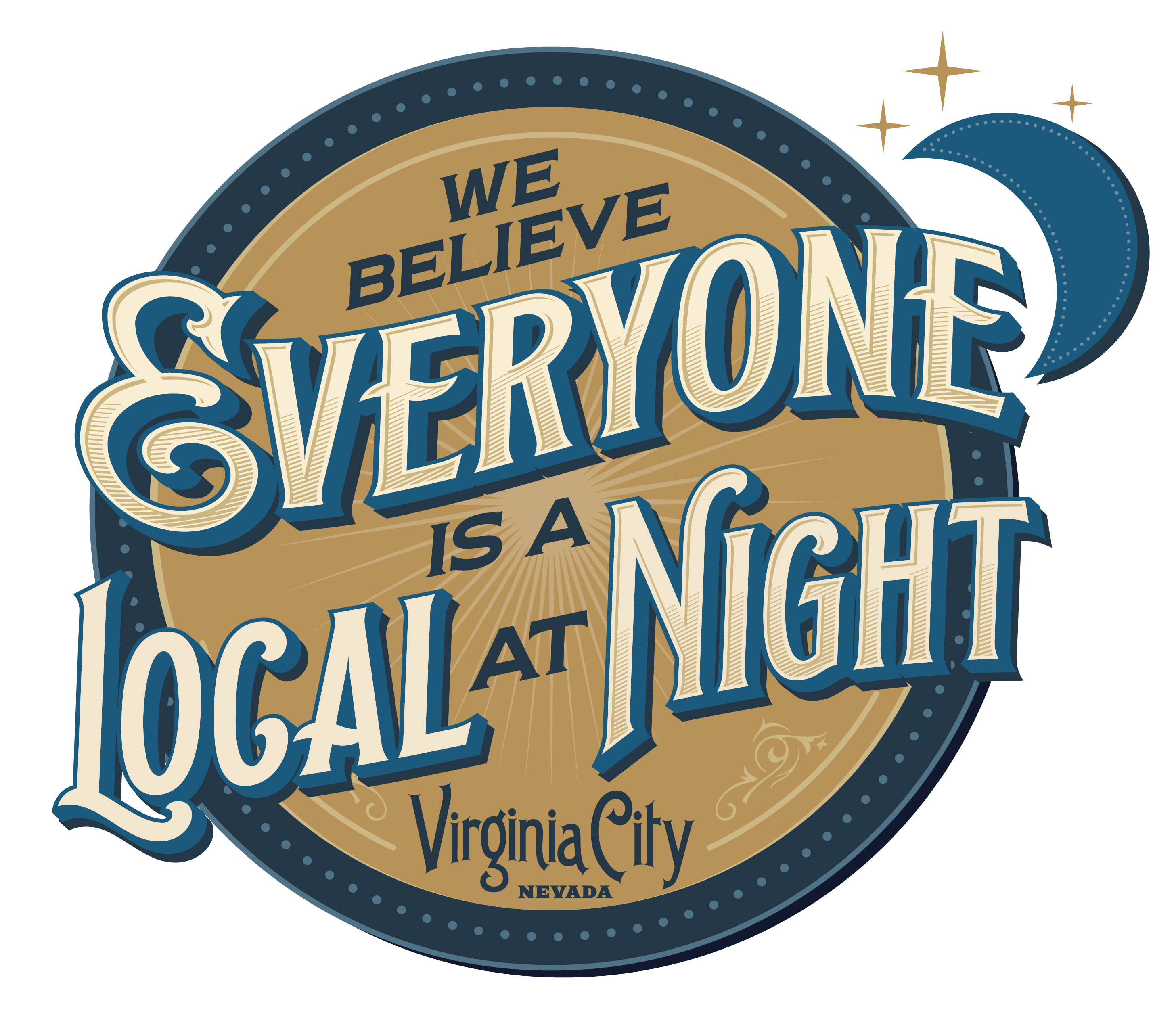 Everyone Is A Local At Night