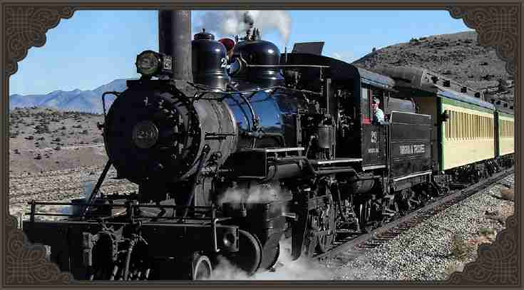 VT Rail Road Train